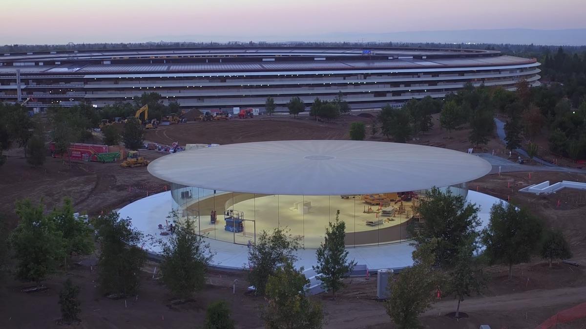 Chiêm ngưỡng hội trường Steve Jobs, nơi Apple sẽ ra mắt iPhone 8 vào ngày 12/9 tới - Ảnh 2.