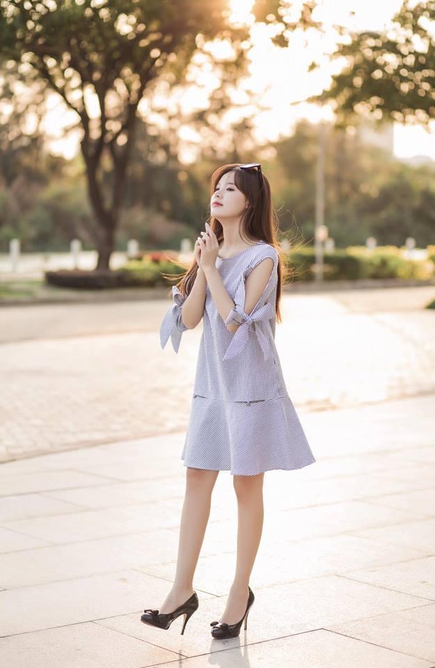 Lan Khuê diễn sâu trên phố Tokyo với áo dài, Selena Gomez tròn trịa vẫn thích mặc hở - Ảnh 10.