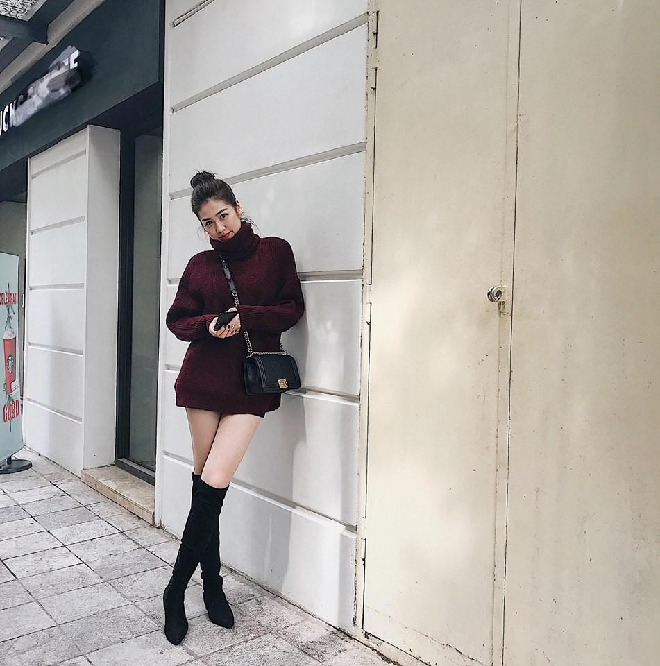 Nào Kỳ Duyên, nào Tú Anh... đã đến lúc nàng nào xúng xính street style ra phố cũng đều đi boots - Ảnh 2.