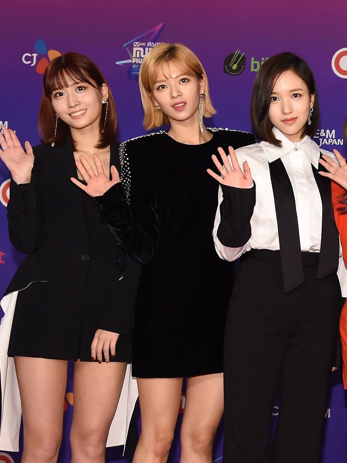 Thảm đỏ MAMA Nhật: Park Bo Gum và dàn mỹ nam Wanna One, EXO chiếm trọn sự chú ý, Kim So Hyun đọ sắc TWICE - Ảnh 19.