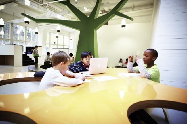 Sẽ không còn sợ học nữa nếu được ngồi trên ghế 15 ngôi trường trong mơ này - Ảnh 23.