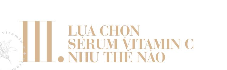 Serum Vitamin C - thần dược giúp da vừa trắng sáng vừa trẻ hóa, hết thâm nám và nhiều điều bạn chưa biết - Ảnh 8.