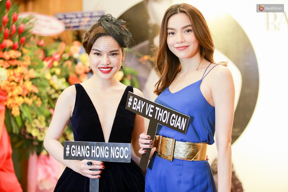 Giang Hồng Ngọc xin phép Hồ Ngọc Hà và Đàm Vĩnh Hưng để được hát Bolero - Ảnh 4.