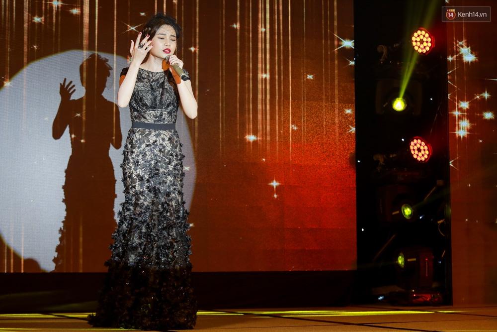 Giang Hồng Ngọc xin phép Hồ Ngọc Hà và Đàm Vĩnh Hưng để được hát Bolero - Ảnh 3.