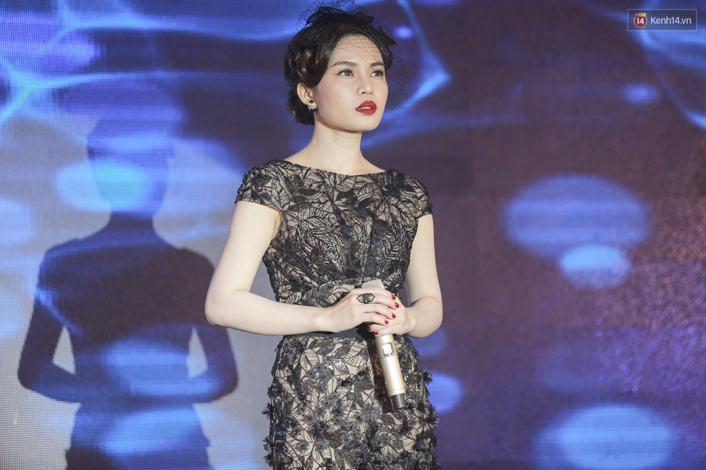 Giang Hồng Ngọc xin phép Hồ Ngọc Hà và Đàm Vĩnh Hưng để được hát Bolero - Ảnh 2.