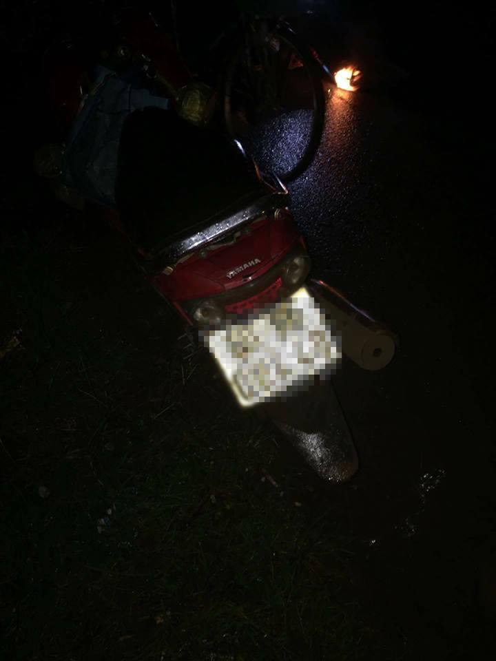 Đồng Nai: Tự ngã ra đường khi đang đi xe máy, người đàn ông bị xe khách cán tử vong - Ảnh 2.