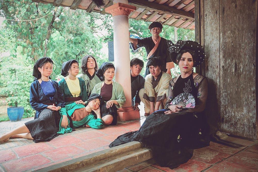 Huỳnh Lập gây ấn tượng mạnh khi dùng Lạc trôi của Sơn Tùng M-TP để tái hiện bi kịch cuộc đời mẹ Cám - Ảnh 4.