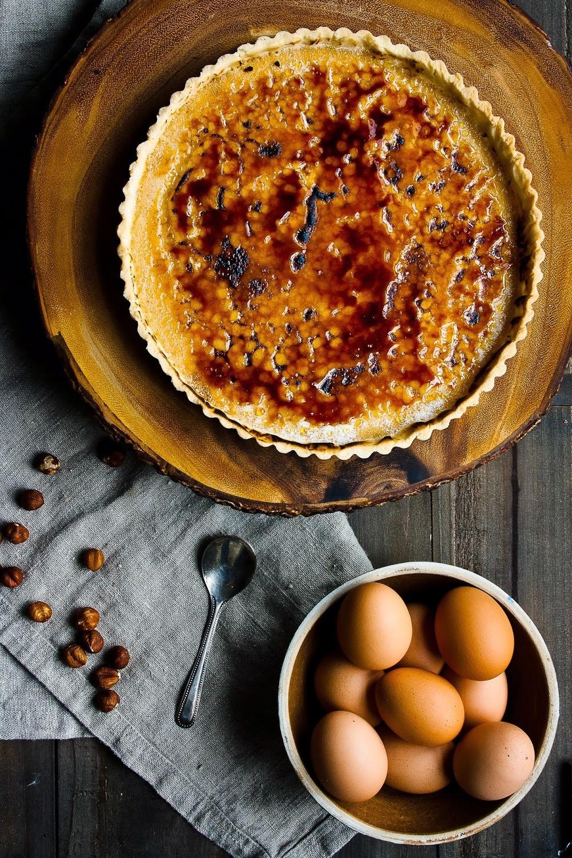 Công thức tarte creme brulee sang chảnh ngon ngây ngất - Ảnh 12.