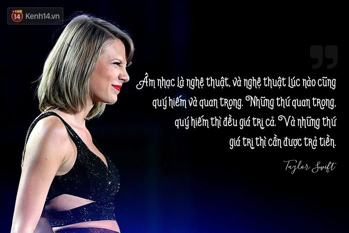 Nàng rắn Taylor Swift từng dọa Apple sợ tím mặt và đây là những gì Táo khuyết làm - Ảnh 1.