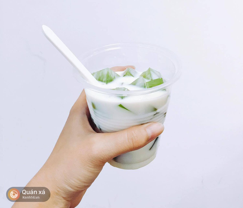 Update ngay món sữa chua thạch lá nếp đang được check in cực nhiều trên mạng xã hội - Ảnh 4.