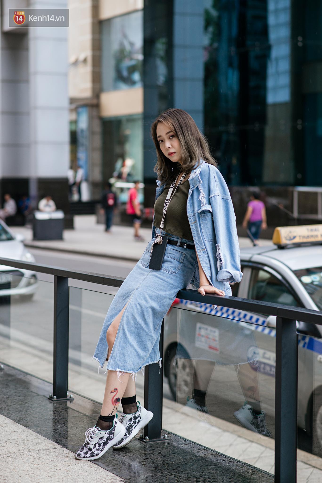 Cứ bảo style giấu quần xưa rồi nhưng giới trẻ Việt vẫn diện ầm ầm, và trông vẫn cool hết nấc - Ảnh 15.
