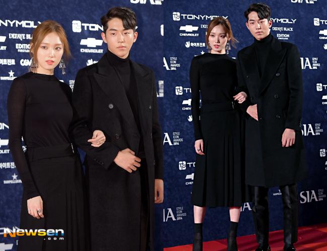 Những khoảnh khắc tình bể bình minh chứng cặp đôi YG Lee Sung Kyung và Nam Joo Hyuk là chân ái - Ảnh 6.