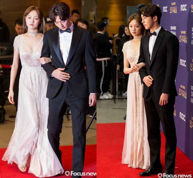 Những khoảnh khắc tình bể bình minh chứng cặp đôi YG Lee Sung Kyung và Nam Joo Hyuk là chân ái - Ảnh 7.