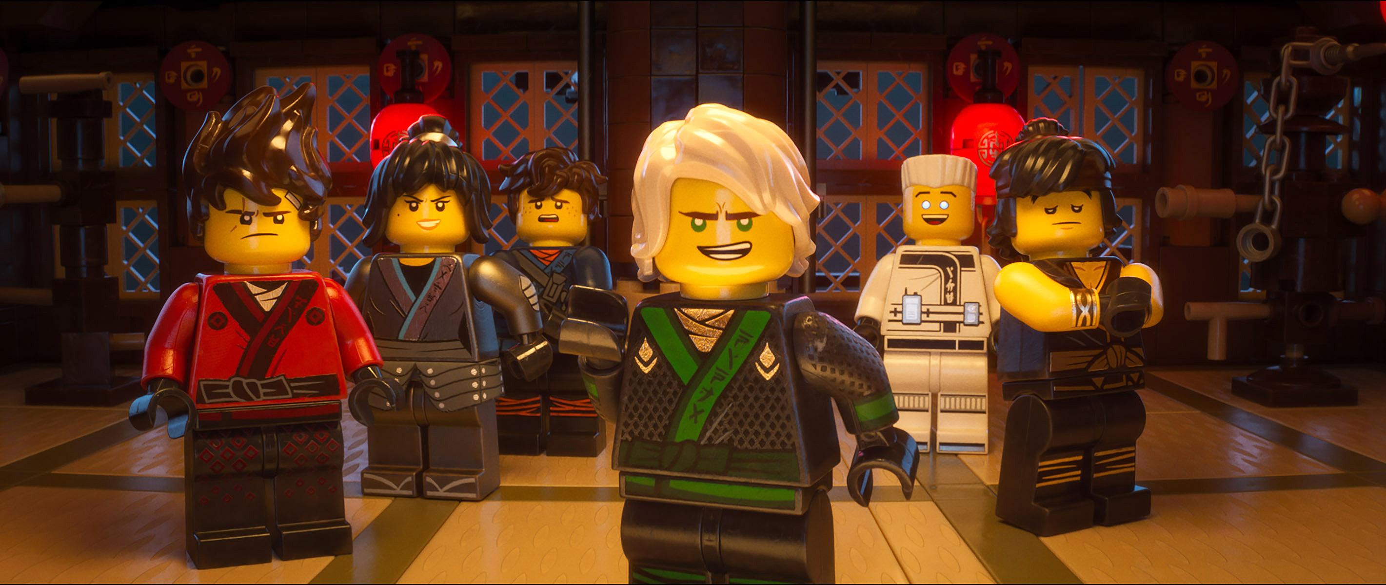 The LEGO Ninjago Movie - Tác phẩm hoạt hình siêu dễ thương dành cho mọi gia đình - Ảnh 6.