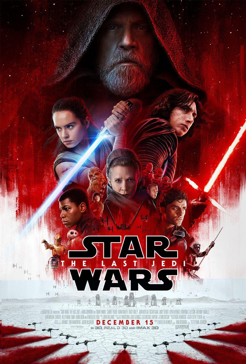 Disney tung trailer mãn nhãn cho bom tấn Star Wars: The Last Jedi - Ảnh 9.