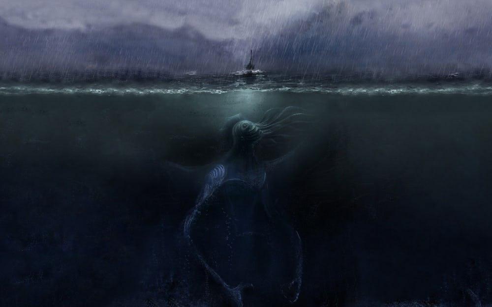 5 quái vật biển trong truyền thuyết gieo rắc cơn ác mộng cho toàn thế giới - Ảnh 2.