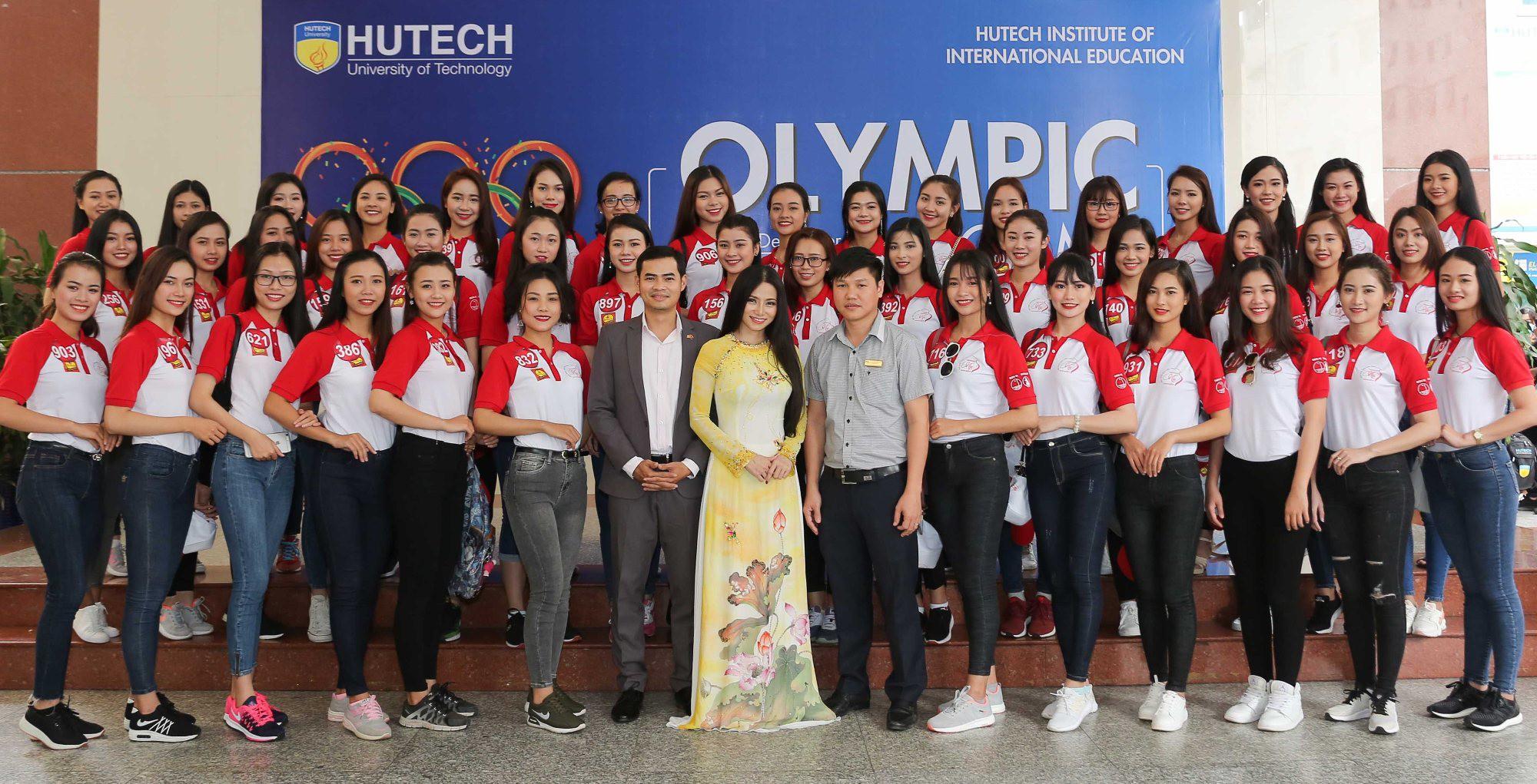 Buổi giao lưu của top 45 Hoa khôi Sinh viên Việt Nam 2017 với các doanh nhân thành đạt - Ảnh 7.