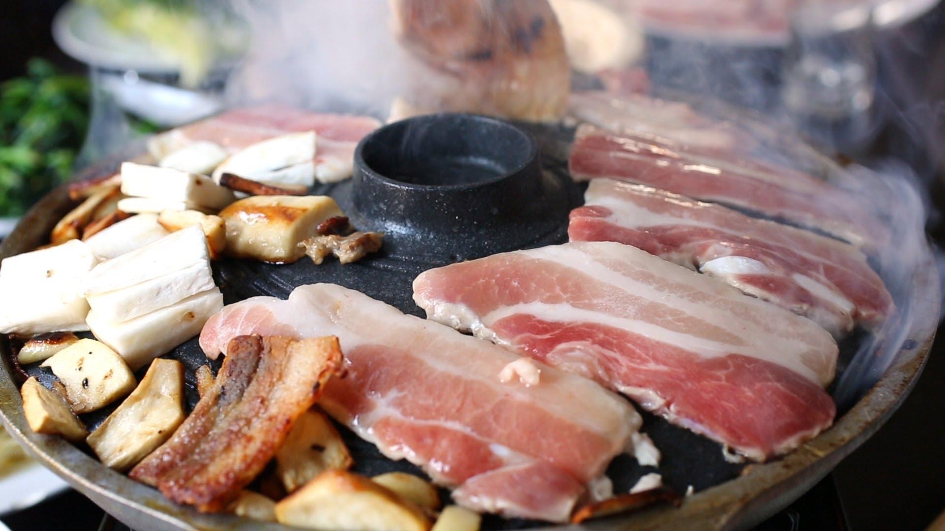 Không phải kim chi hay mì tôm, đây mới là món ăn xuất hiện trong hầu hết các bộ phim Hàn - Ảnh 2.