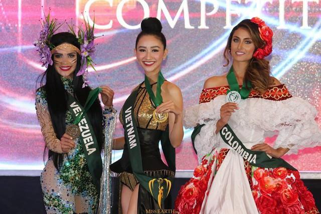 Nhìn lại hành trình của Hà Thu tại Miss Earth 2017: Trượt top 8 nhưng đã tỏa sáng và đáng tự hào - Ảnh 8.