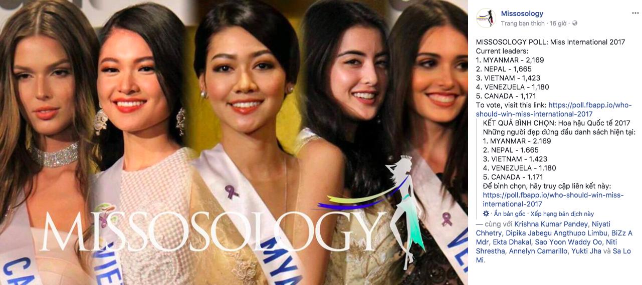 Á hậu Thùy Dung lộng lẫy như công chúa trong đầm dạ hội chính thức tại chung kết Miss International 2017 - Ảnh 6.