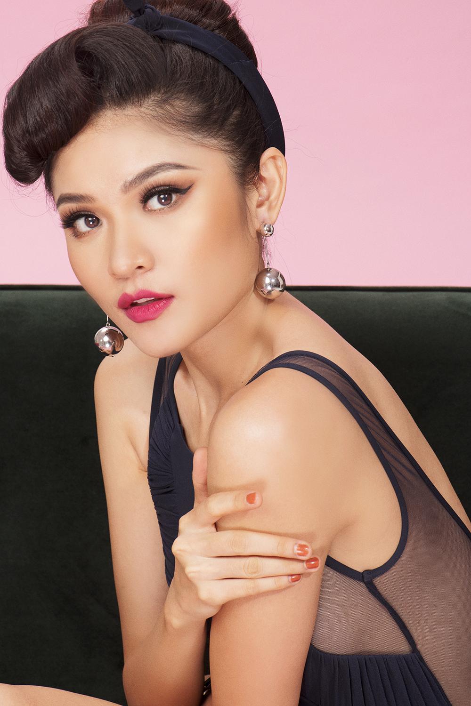 Á hậu Thùy Dung khoe hình thể gợi cảm với áo tắm trước ngày tham gia Hoa hậu Quốc tế 2017 - Ảnh 9.