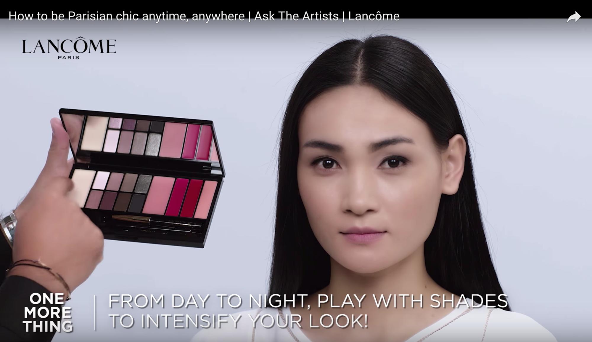 Diễn từ show Chanel đến làm mẫu cho Lancome, Thùy Trang ắt là người mẫu oách nhất năm nay! - Ảnh 7.