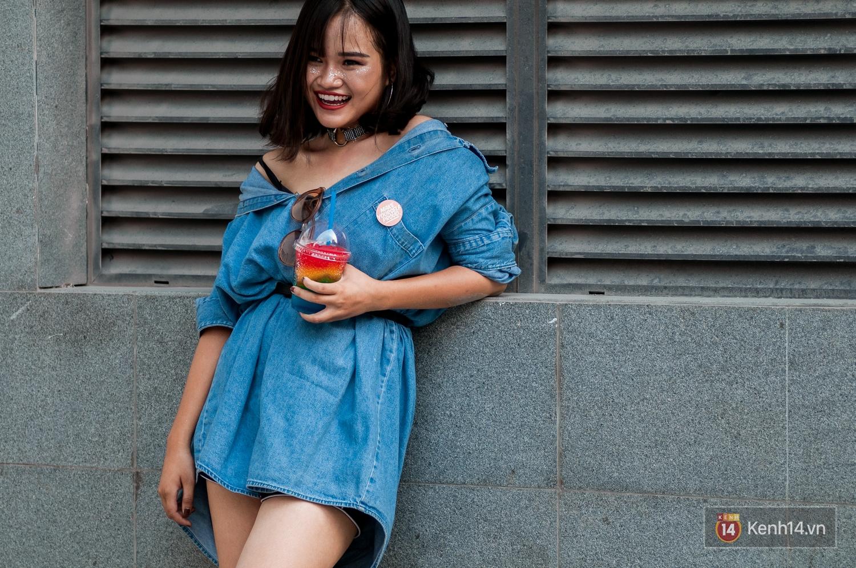 Trời nóng đến mấy cũng không ngăn được giới trẻ Việt diện đồ tầng lớp chất như chụp ảnh tạp chí - Ảnh 8.
