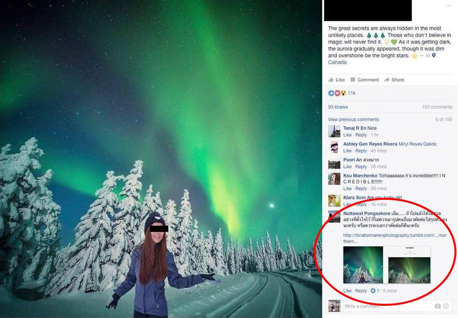 Bị bóc mẽ chuyên ghép ảnh để sống ảo, nữ tiếp viên hàng không xinh đẹp xoá luôn Instagram - Ảnh 2.