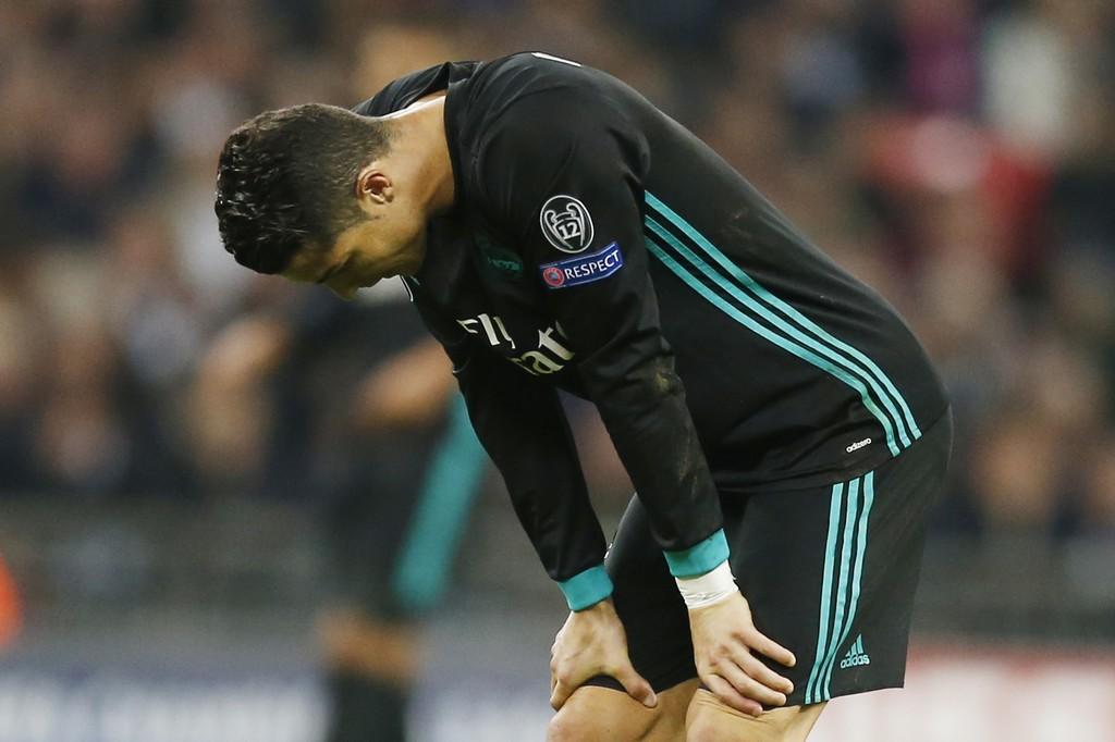 Ronaldo ghi bàn danh dự trong ngày Real Madrid bị Tottenham vùi dập - Ảnh 3.