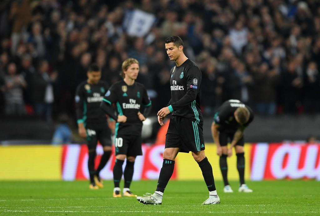 Ronaldo ghi bàn danh dự trong ngày Real Madrid bị Tottenham vùi dập - Ảnh 8.