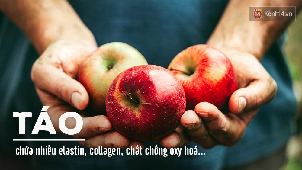 Không có nhiều thời gian chăm sóc da thì hãy ăn 7 loại quả này để da vừa đẹp vừa khoẻ - Ảnh 1.