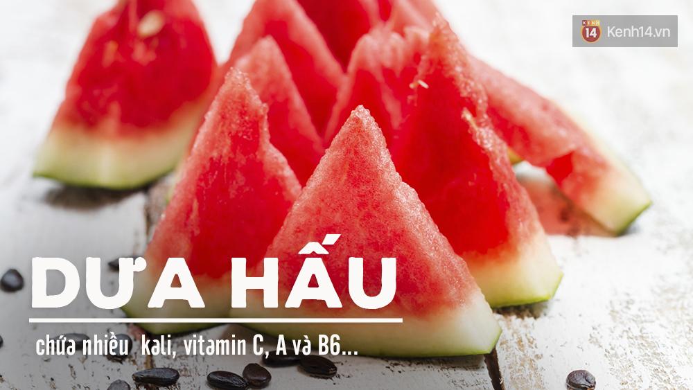 Không có nhiều thời gian chăm sóc da thì hãy ăn 7 loại quả này để da vừa đẹp vừa khoẻ - Ảnh 3.