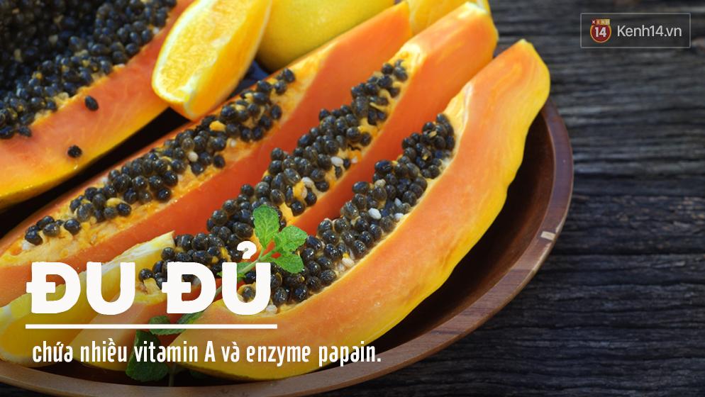 Không có nhiều thời gian chăm sóc da thì hãy ăn 7 loại quả này để da vừa đẹp vừa khoẻ - Ảnh 11.