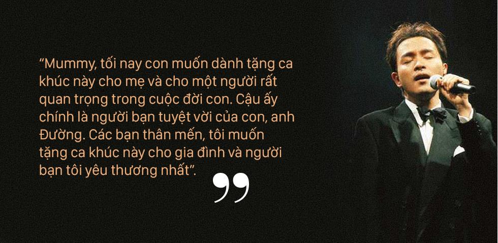 Tròn 14 năm chia ngả âm dương, nhưng mối tình đồng tính Trương Quốc Vinh - Đường Hạc Đức vẫn mãi là bản tình ca buồn bã và lãng mạn nhất - Ảnh 6.