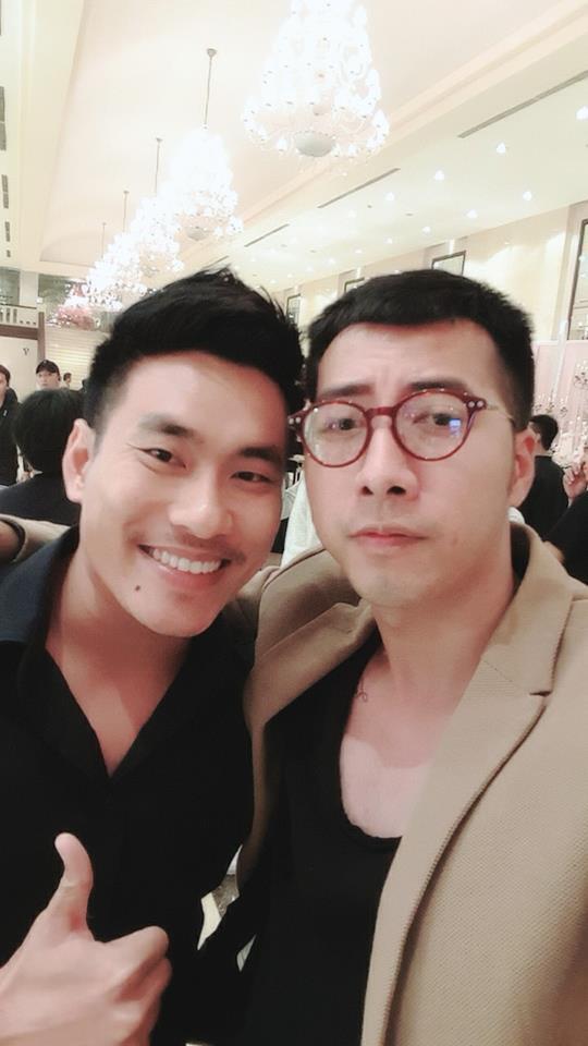 Trấn Thành, Cát Phượng và dàn sao Việt rạng rỡ đến dự đám cưới của diễn viên Vinh Râu - Ảnh 5.