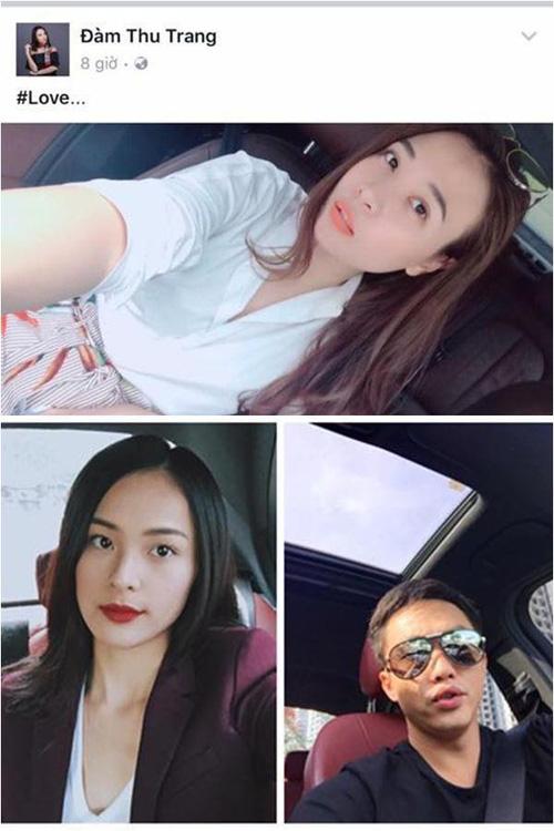 Hậu chia tay Hạ Vi, Cường Đô La đã công khai tán tỉnh Đàm Thu Trang? - Ảnh 1.