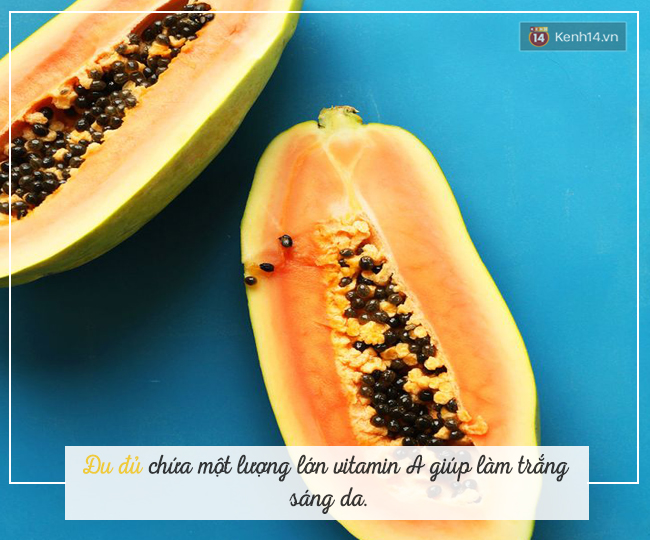 Chẳng lo sau hè da đen sạm nhờ chăm ăn 5 loại quả này - Ảnh 2.