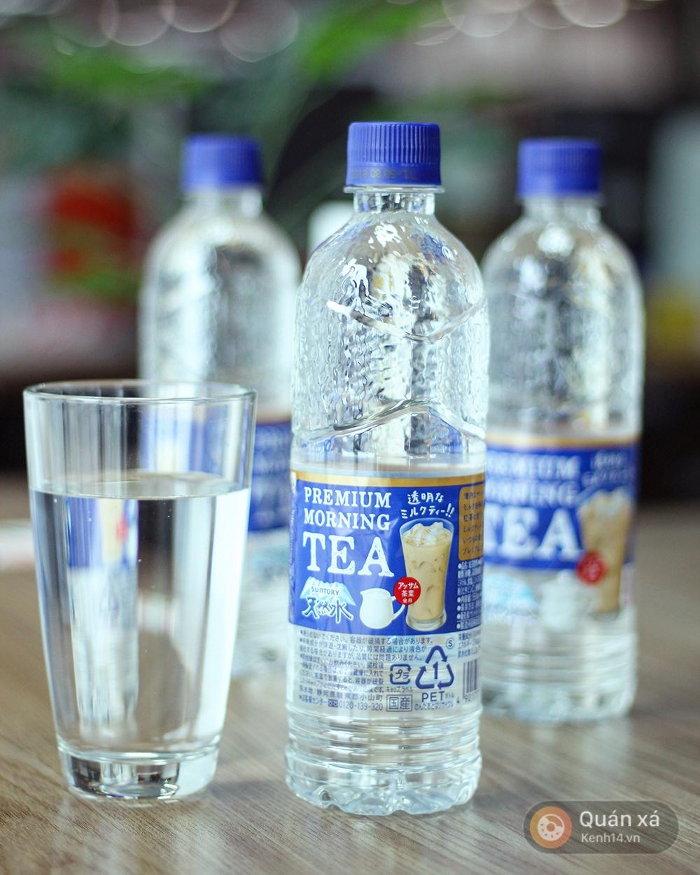 Nước lọc vị trà sữa đang hot ầm ĩ ở Nhật đã có mặt tại Việt Nam và đây là sự thật về nó - Ảnh 3.