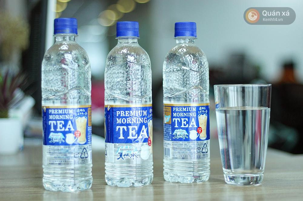 Nước lọc vị trà sữa đang hot ầm ĩ ở Nhật đã có mặt tại Việt Nam và đây là sự thật về nó - Ảnh 5.