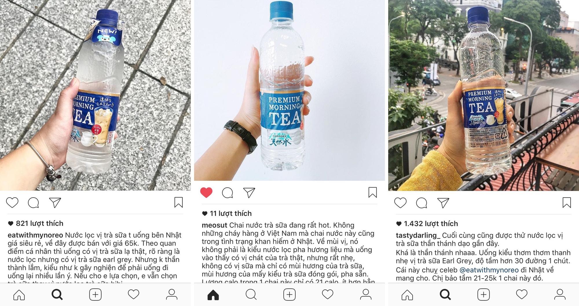 Nước lọc vị trà sữa đang hot ầm ĩ ở Nhật đã có mặt tại Việt Nam và đây là sự thật về nó - Ảnh 7.