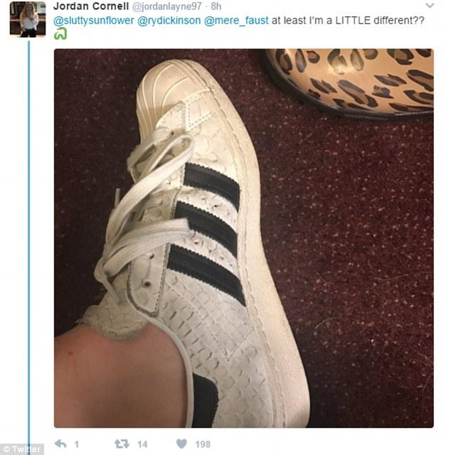 Bức ảnh chứng minh Trái đất sắp bị Adidas Superstar thống trị đến nơi rồi! - Ảnh 4.