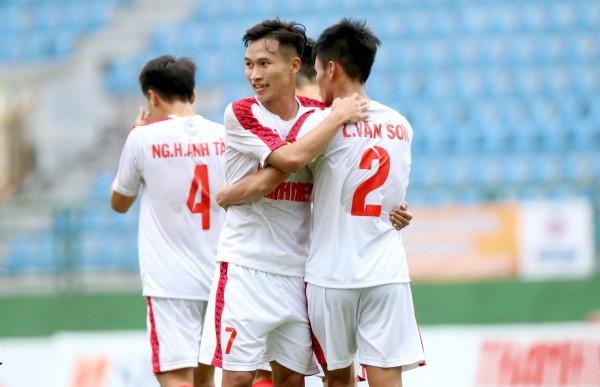 Thắng đậm Viettel, lứa đàn em Công Phượng vô địch giải U21 Quốc gia 2017 - Ảnh 2.