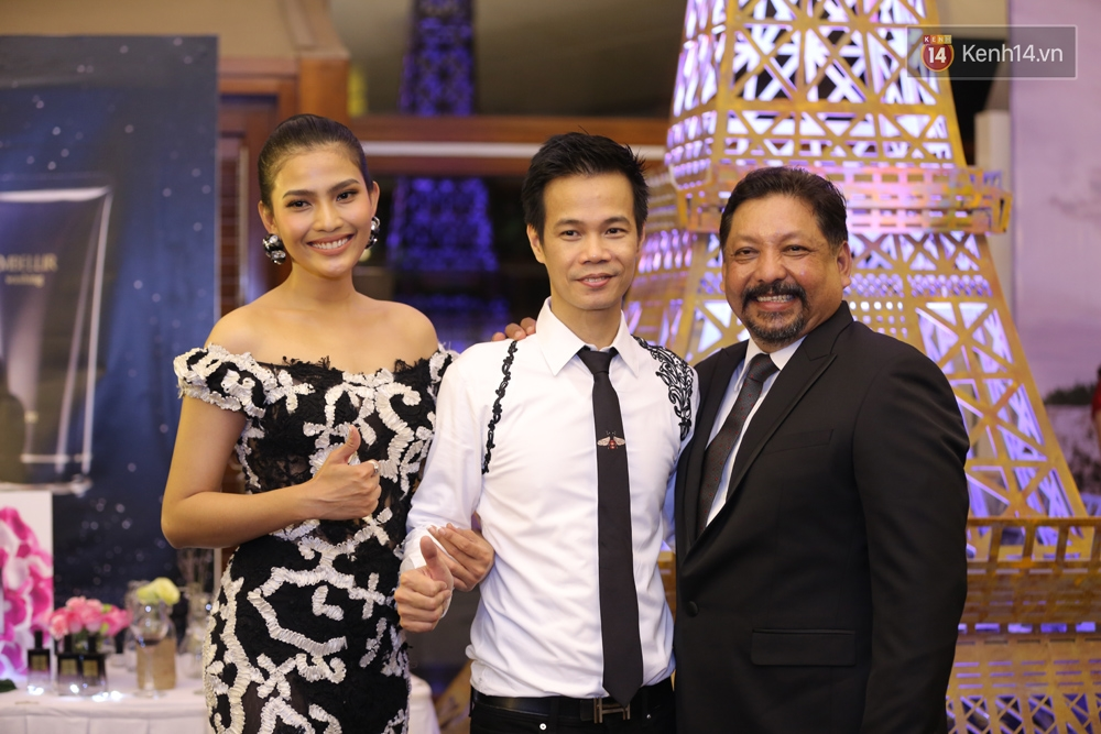 Hoa hậu Mỹ Linh đẹp dịu dàng, Tú Anh dừ bất ngờ, Mai Phương Thúy tái xuất trên thảm đỏ show Hoàng Hải - Ảnh 12.