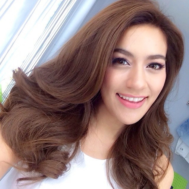 Đọ mặt mộc 100% của loạt mỹ nhân hàng đầu showbiz Thái: Có khi còn đẹp hơn cả trang điểm - Ảnh 5.