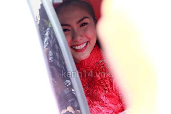 Những khoảnh khắc tác nghiệp đáng nhớ trong đám cưới cách đây 5 năm của Tăng Thanh Hà và Louis Nguyễn - Ảnh 9.