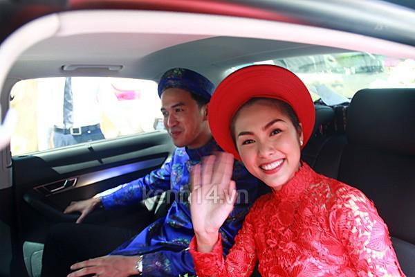 Những khoảnh khắc tác nghiệp đáng nhớ trong đám cưới cách đây 5 năm của Tăng Thanh Hà và Louis Nguyễn - Ảnh 10.