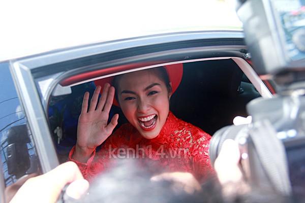 Những khoảnh khắc tác nghiệp đáng nhớ trong đám cưới cách đây 5 năm của Tăng Thanh Hà và Louis Nguyễn - Ảnh 7.