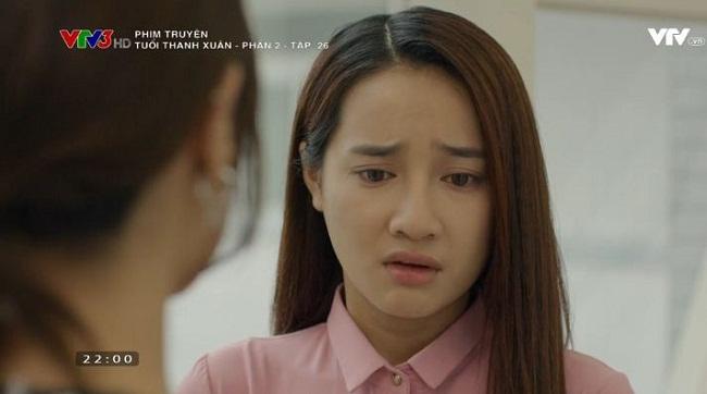 Khán giả phát mệt vì chìm trong nước mắt của Linh (Nhã Phương) trong Tuổi Thanh Xuân - Ảnh 2.