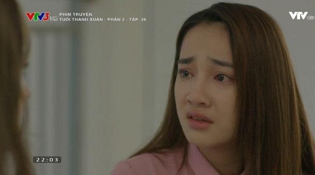 Khán giả phát mệt vì chìm trong nước mắt của Linh (Nhã Phương) trong Tuổi Thanh Xuân - Ảnh 4.