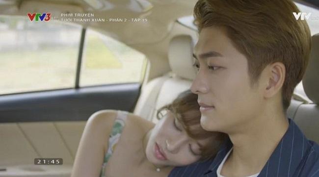 """Khán giả """"Tuổi Thanh Xuân 2"""" lại chìm sâu trong tuyệt vọng vì cặp đôi Linh - Su - Ảnh 2."""